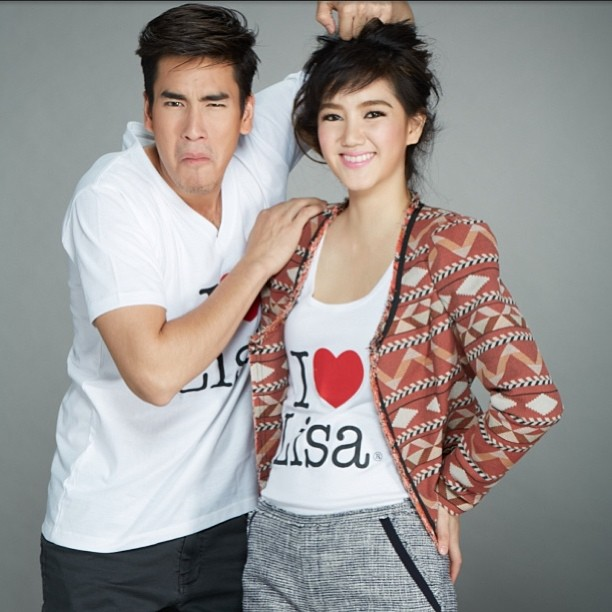 Nadech Richey Koo Gum Varee School Actress Chiangm