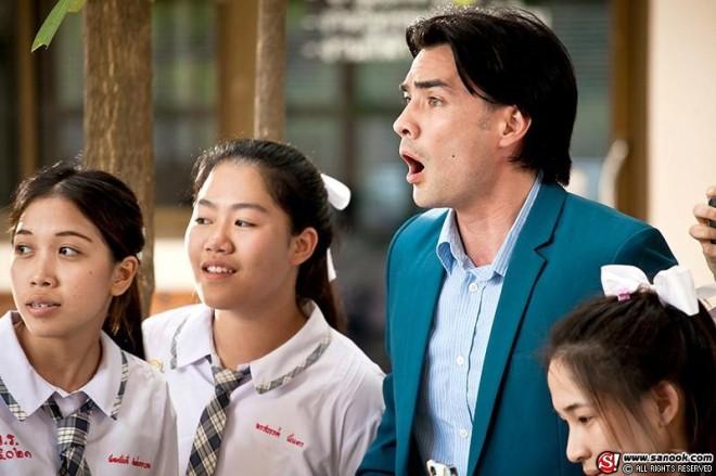 High school international students Varee Chiangmai School Thailand