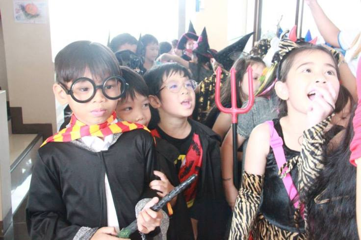 Halloween activities Chiang Mai