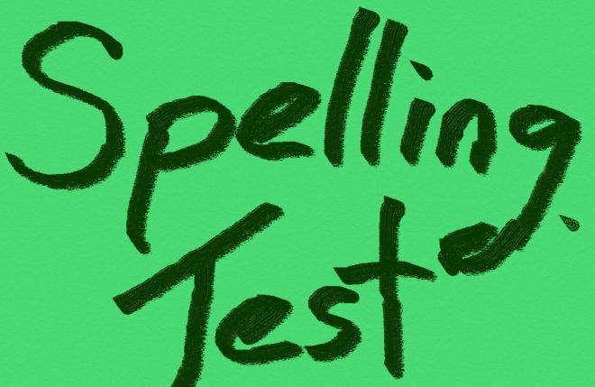 spelling test_edited