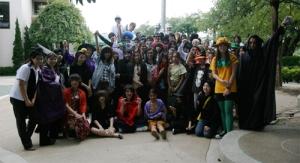 Halloween at school Varee Chiangmai