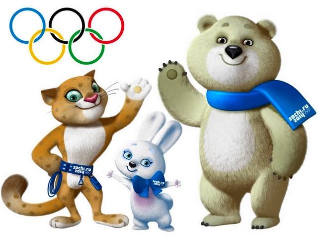 2014-Sochi-Winter-Olympics-Mascots-Wallpaper