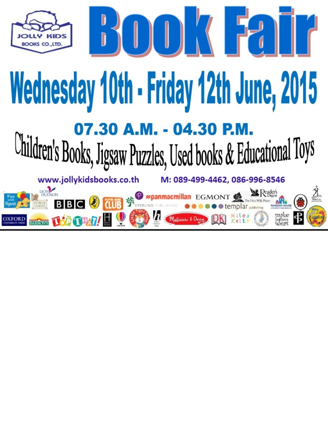 Varee Book fair 10052015