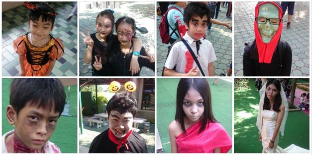 Halloween album from Varee School Thailand halloweencostumes