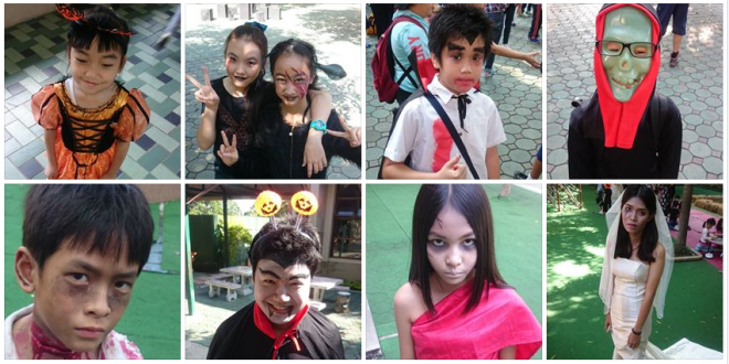 Halloween album from Varee School Thailand halloweencostumes