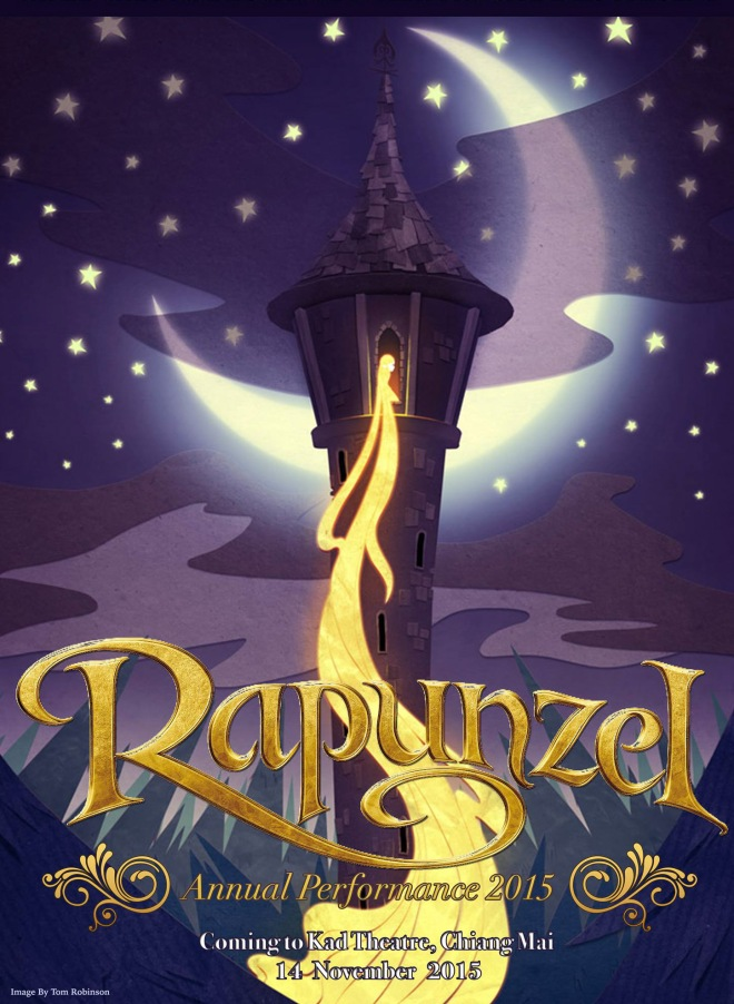 Rapunzel annual performance 2015 Varee School