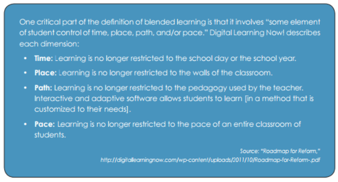 Blended learning definition any tim place etc.PNG
