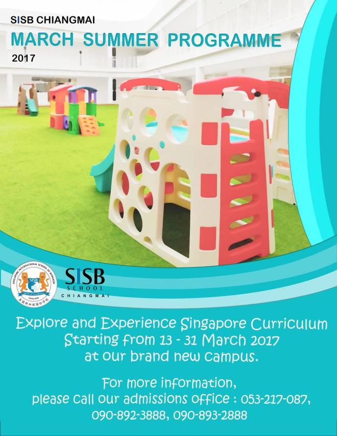 singapore-international-school-bangkok-sisb-chiang-mai-thailand-summer-camp-march-2017