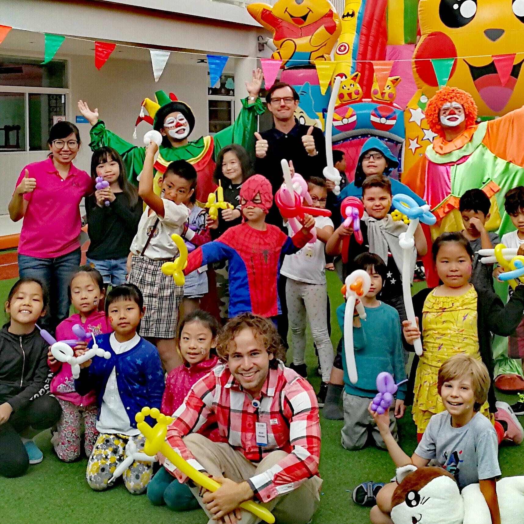 Children S Day Activities At Singapore International School